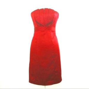 NWT The Limited Red Dress